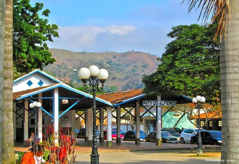 Página Inicial — Câmara Municipal de Paty do Alferes.